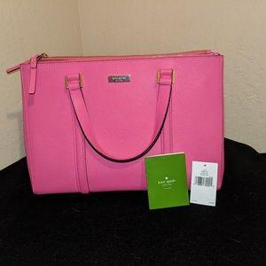 BNWT Kate Spade Newbury Lane Satchel Tote Handbag